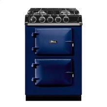 Dark Blue AGA City 24 Dual Fuel