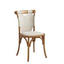 Split Shoulder Dining Chair