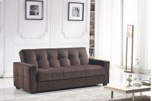 7578 Dark Brown Sofa *DISCONTINUED*