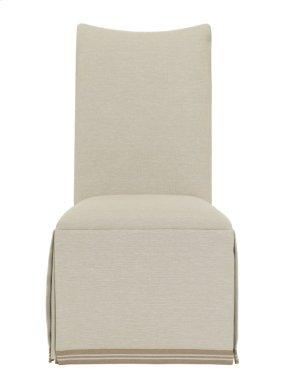 Auberge Skirted Chair