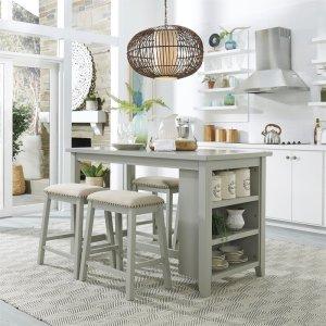 Liberty Furniture Industries5 Piece Counter Set