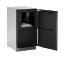 "Modular 3000 Series 18"" Clear Ice Machine With Integrated Solid Finish and Field Reversible Door Swing Product Image"