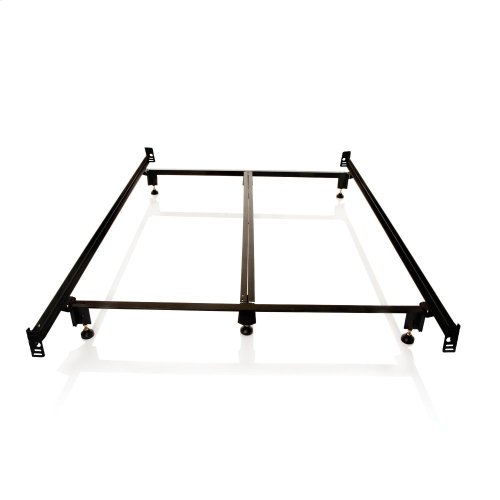 Steelock Bolt-On Headboard Footboard Bed Frame - King