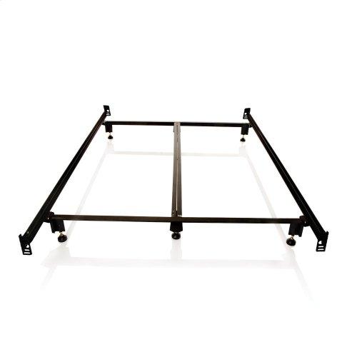 Steelock Bolt-On Headboard Footboard Bed Frame - Twin