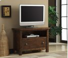 "Emerald Home Castlegate TV Console 44"" Pine E942s Product Image"