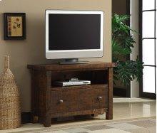 """Emerald Home Castlegate TV Console 44"""" Pine E942s"""