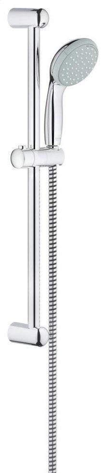 New Tempesta 100 Shower Rail Set 2 Sprays