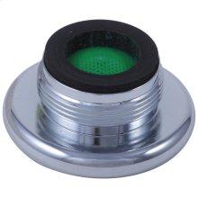 Chrome Aerator - Water-Efficient - 1.5 GPM