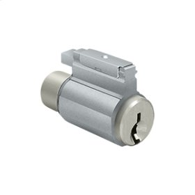 Cylinder for Residential Knob Series - Brushed Nickel