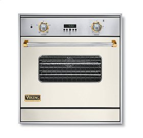 """30"""" Gas Oven, Propane Gas, Brass Accent"""