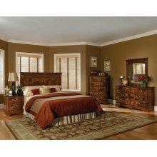 Standard Furniture  51100 San Miguel Panel Bedroom set Houston Texas USA Aztec Furniture