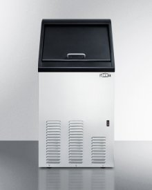 Undercounter Auto Defrost Icemaker for Built-in or Freestanding Use, Makes 65 Lbs. of Clear Ice Per Day