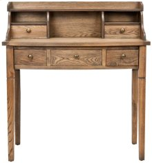 Landon Writing Desk - Oak