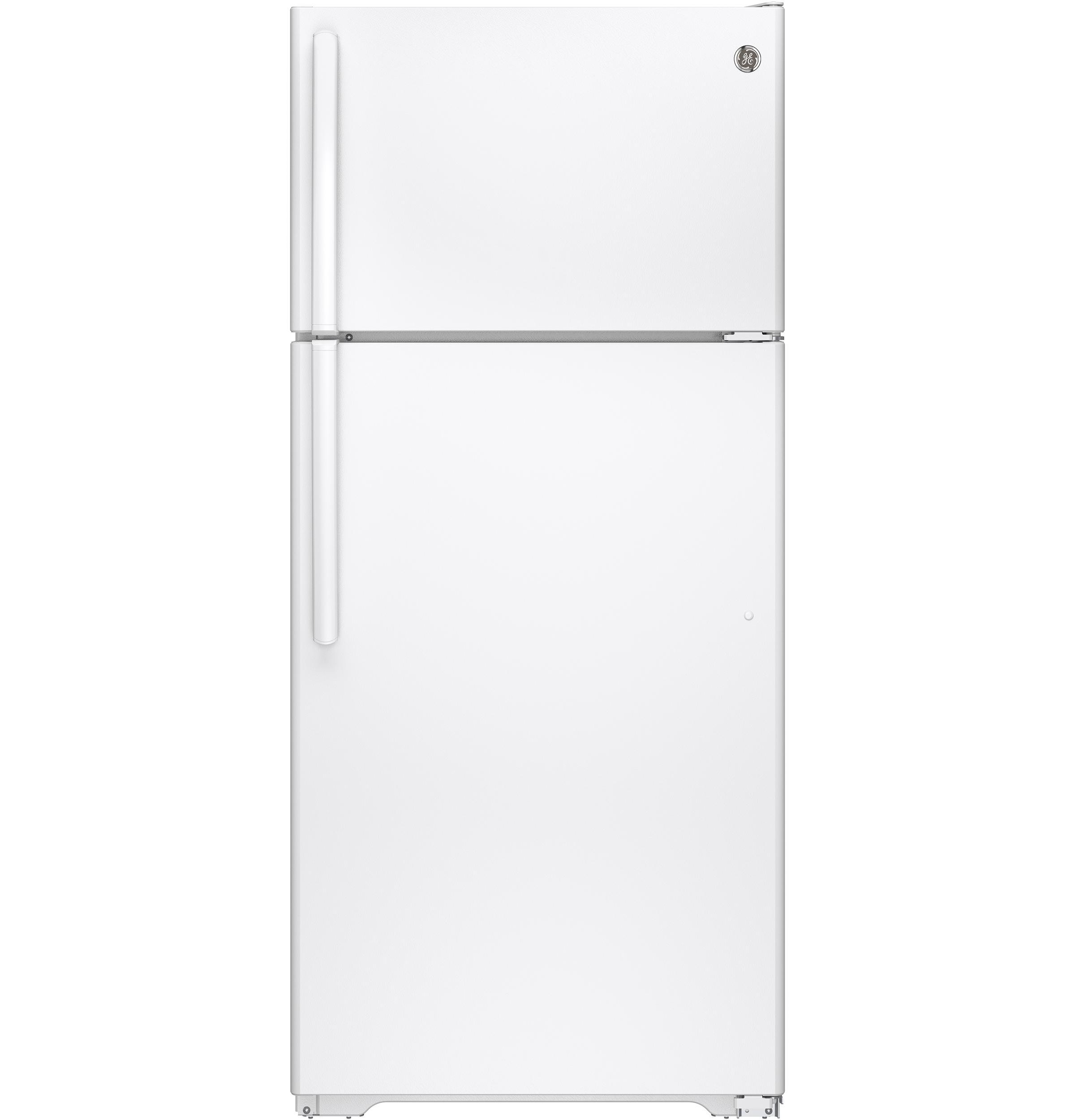 GE15.5 Cu. Ft. Top-Freezer Refrigerator