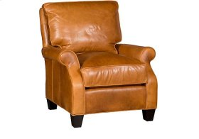 Penelope Leather Chair, Penelope Ottoman