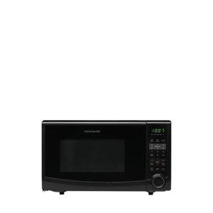 1.1 Cu. Ft. Countertop Microwave - BLACK
