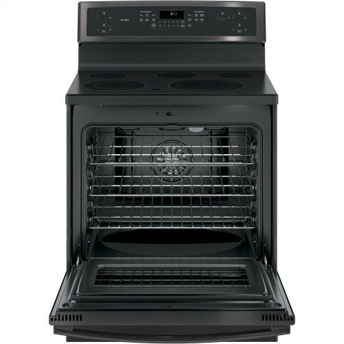 "GE Profile™ 30"" Free-Standing Electric Convection Range"
