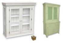 Provence Hutch/Bookcase