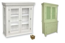 Provence Hutch/Bookcase