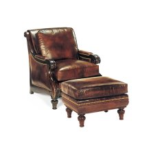 Somerset Chair and Ottoman