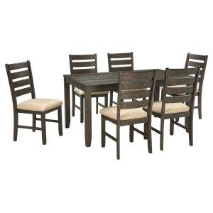 Ashley FurnitureSIGNATURE DESIGN BY ASHLEYDining Room Table Set (7/CN)