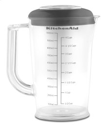 1 Liter BPA-Free Blending Pitcher with Lid - Other