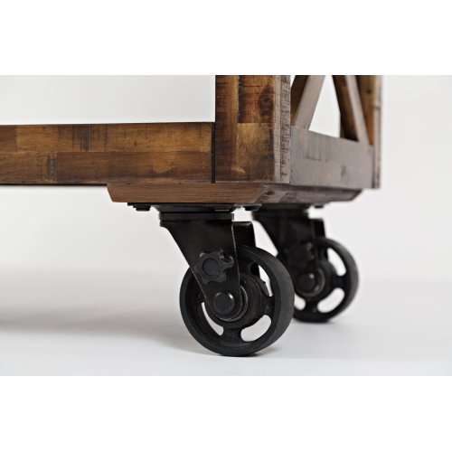 "Loftworks 60"" Trolley Cart"