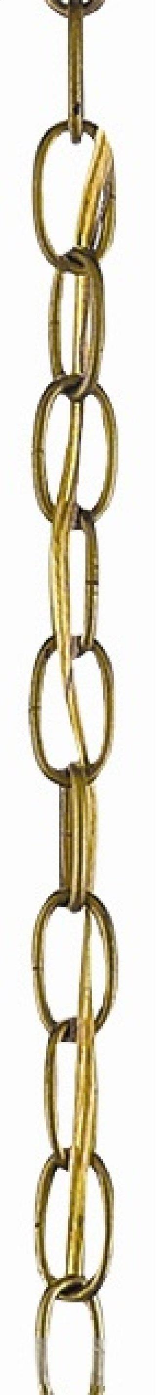 Chain-3' Brass - 3 feet