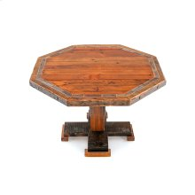 Cody Octagon Pedestal Table