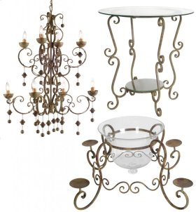 S/3 Candle Holder