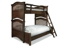 Bunk Bed Twin over Full - Classic Cherry