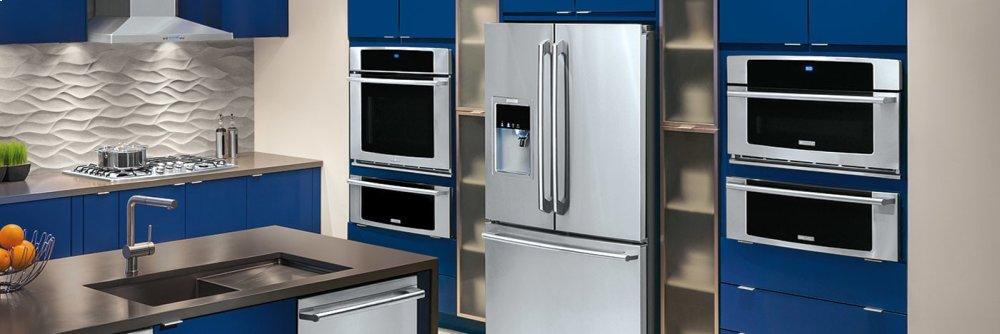 Hidden · Additional 30u0027u0027 Built In Convection Microwave Oven With Drop Down  Door