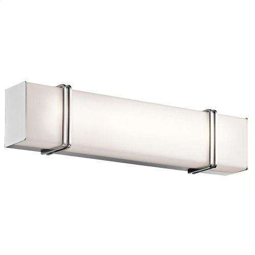 "Impello Collection Impello 24"" Linear LED Bath Light CH"