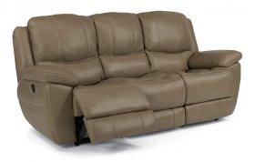 Estella Leather Power Reclining Sofa