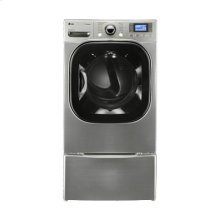 7.4 cu.ft. Ultra-Large Capacity SteamDryer™ with NeveRust™ Stainless Steel Drum and LCD Display (Gas)
