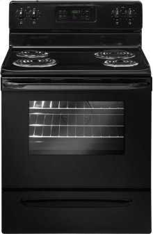 Crosley Electric Range - Black