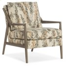 Living Room Anders Exposed Wood Chair Product Image