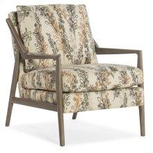 Living Room Anders Exposed Wood Chair