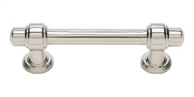 Bronte Pull 3 Inch (c-c) - Polished Nickel