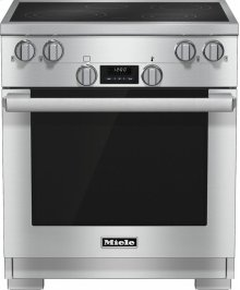 HR 1421 208V 30 inch range Electric with DirectSelect controls and TwinPower convection fans