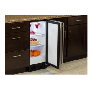 "Marvel 15"" All Refrigerator - Solid Panel Ready Overlay Door - Integrated Right Hinge"