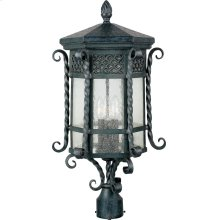 Scottsdale 3-Light Outdoor Pole/Post Lantern