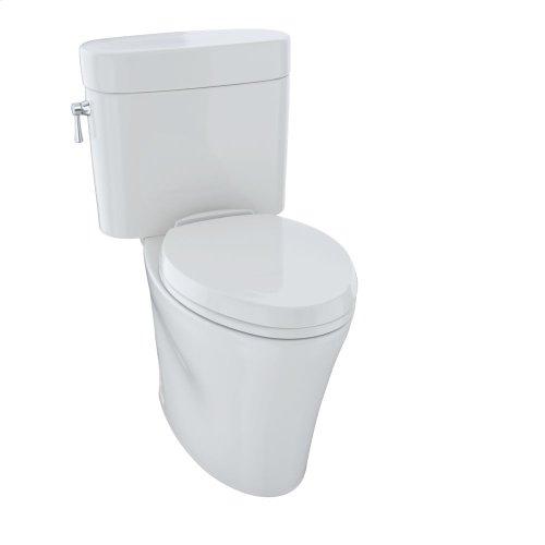 Eco Nexus® Two-Piece Toilet, 1.28 GPF, Elongated Bowl - Colonial White