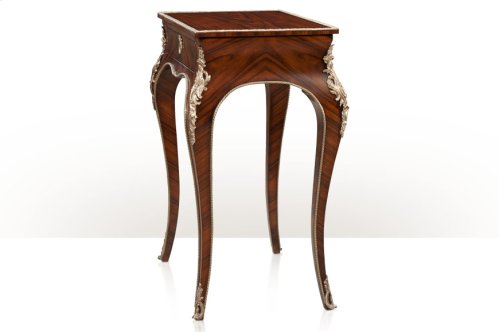 French Influence Accent Table