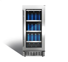 """HOT BUY CLEARANCE!!! Piedmont 15"""" single zone beverage center."""