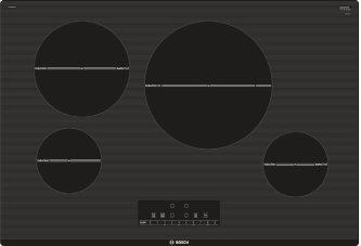 """800 Series 30"""" Induction Cooktop, NIT8068UC, Black Frameless"""