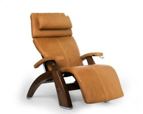 Perfect Chair PC-420 Classic Manual Plus - Sycamore Premium Leather - Walnut
