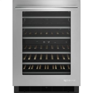 """JENN-AIREuro-Style 24"""" Under Counter Wine Cellar"""
