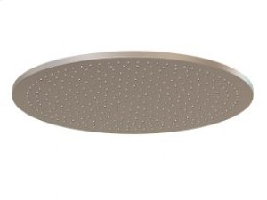 "12"" Round Shower Rainhead - Brushed Nickel Product Image"