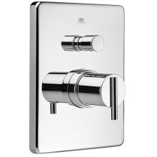 Rem Pressure Balanced Tub/Shower Valve Trim - Polished Chrome